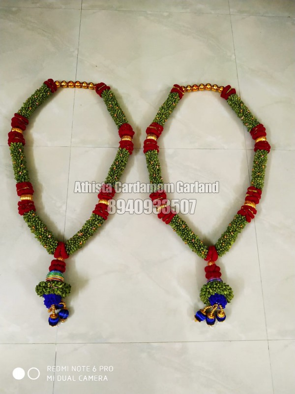 Wedding-Cardamom-Garland-Manufacturer-Bangalore